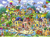 Puzzle Happy Town