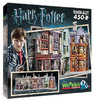 3D-Puzzle Harry Potter - Winkelgasse