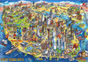 Puzzle New York City Map