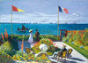 Puzzle Terrasse am Meer - Monet
